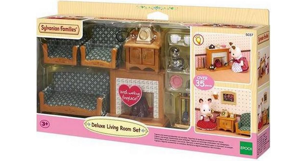 Sylvanian Families Deluxe Living Room Set   Hitta Bästa Pris, Recensioner  Och Produktinfo   PriceRunner