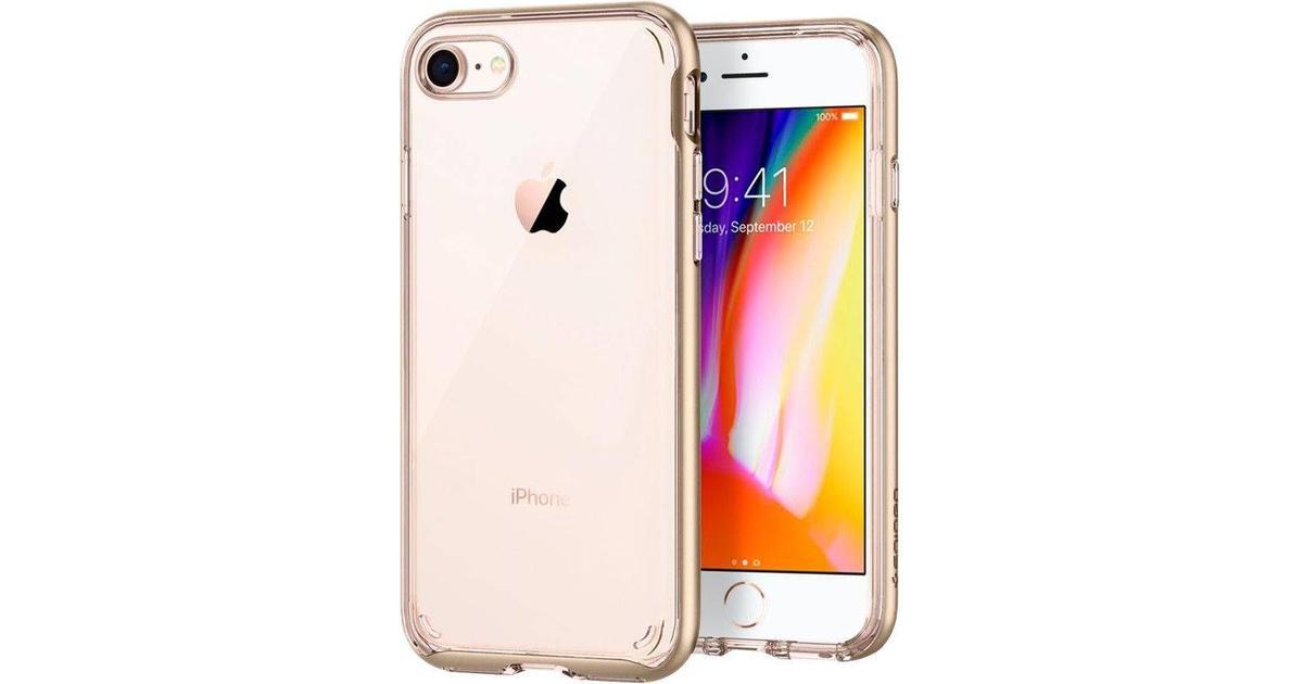 Spigen Neo Hybrid Crystal 2 Case (iPhone 8 7) - Hitta bästa pris ... 886880ca9e944