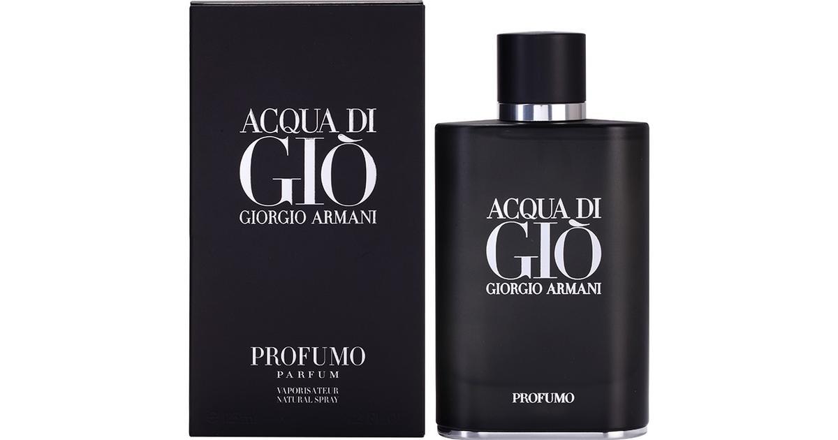 Giorgio Armani Acqua Di Gio Profumo Edp 180ml Compare Prices