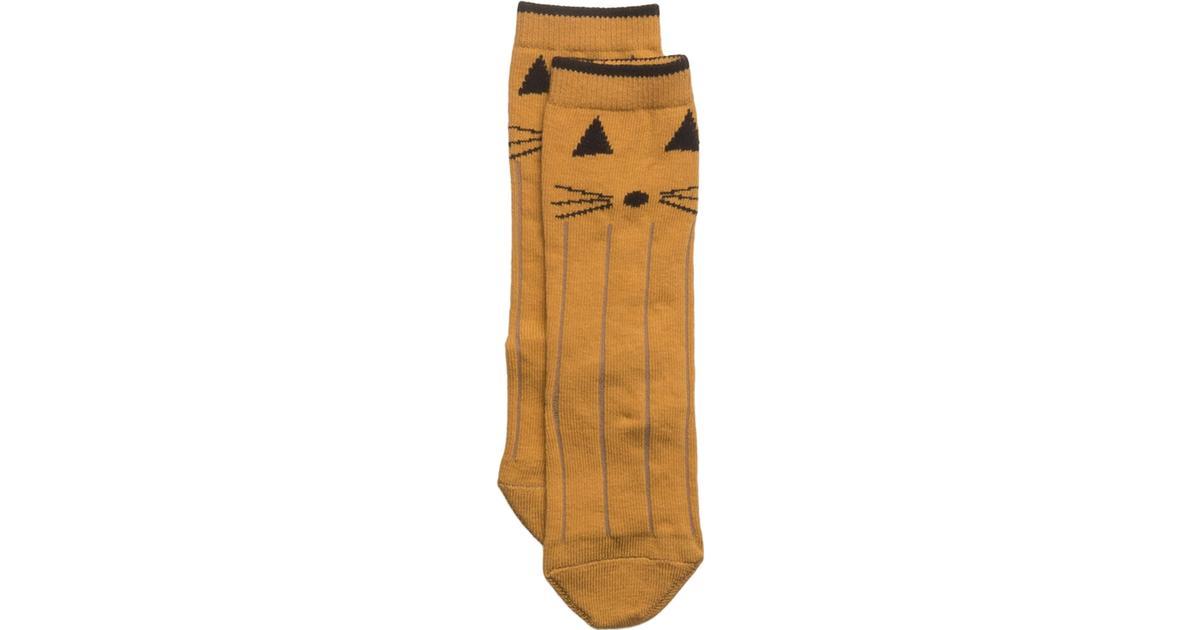 bdb184bb Liewood Sofia Knee Socks Cat - Mustard - Hitta bästa pris, recensioner och  produktinfo - PriceRunner