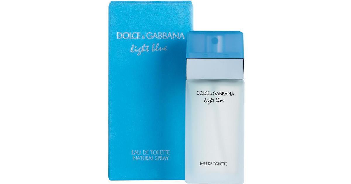 d0d61c93 Dolce & Gabbana Light Blue Women EdT 100ml - Compare Prices - PriceRunner UK