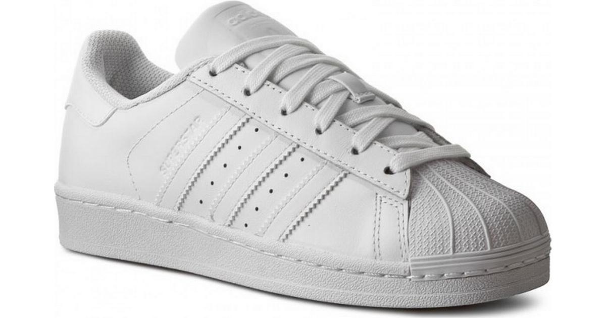 the best attitude c3371 fb230 Adidas Superstar Foundation (B27136) - Sammenlign priser hos