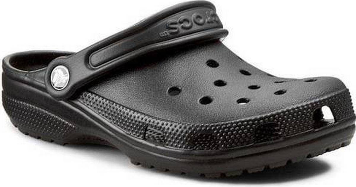 2ecfe33ebeb1 Crocs Classic (10001-001) - Sammenlign priser hos PriceRunner