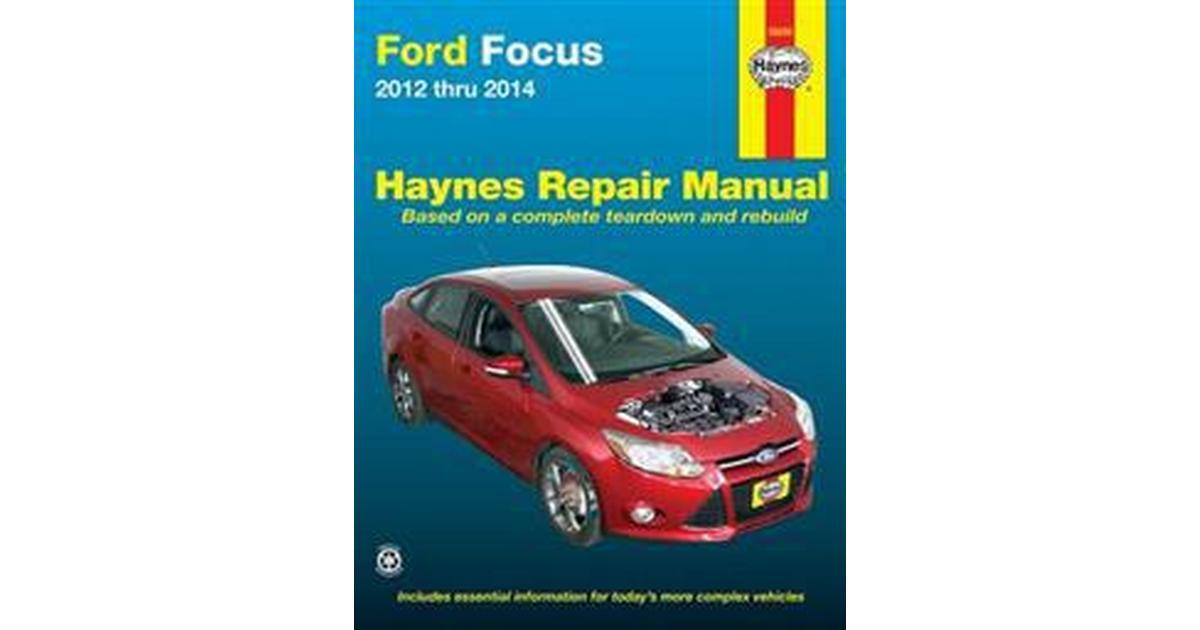 2012 ford focus haynes manual