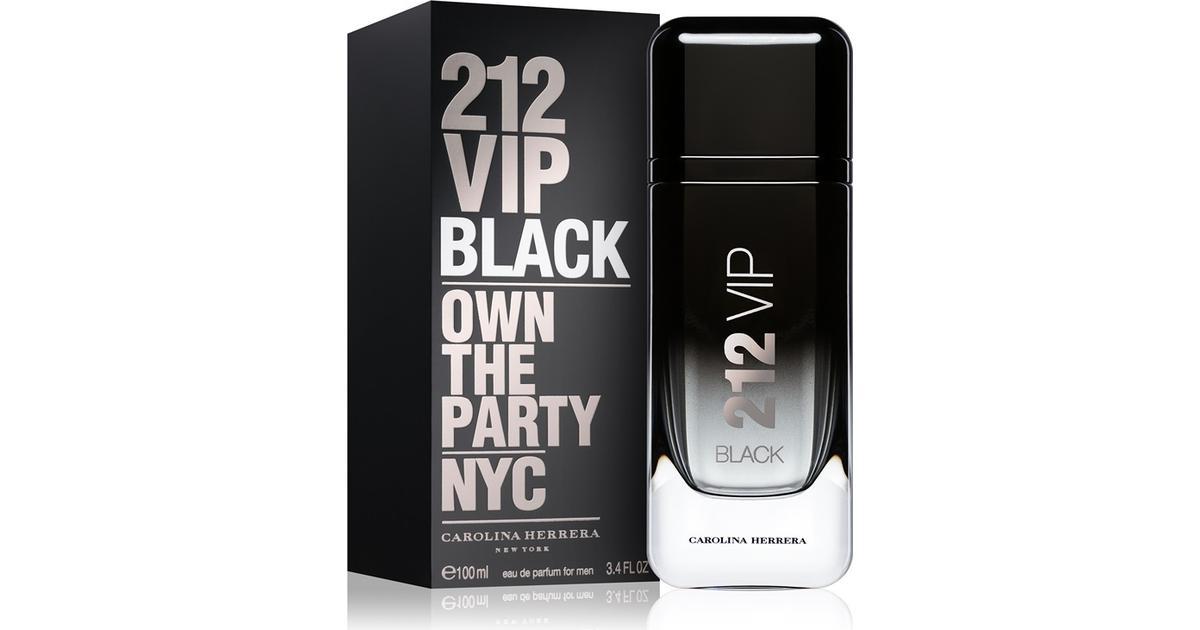 Carolina Herrera 212 VIP Black EdP 100ml - Hitta bästa pris, recensioner  och produktinfo - PriceRunner 9b6c4a3c3f