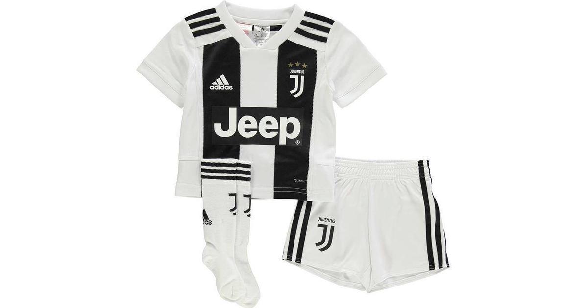 save off 0aae8 6e0f5 Adidas Juventus FC Home Jersey Mini Kit 18/19 Youth - Hitta bästa pris,  recensioner och produktinformation på PriceRunner Sverige