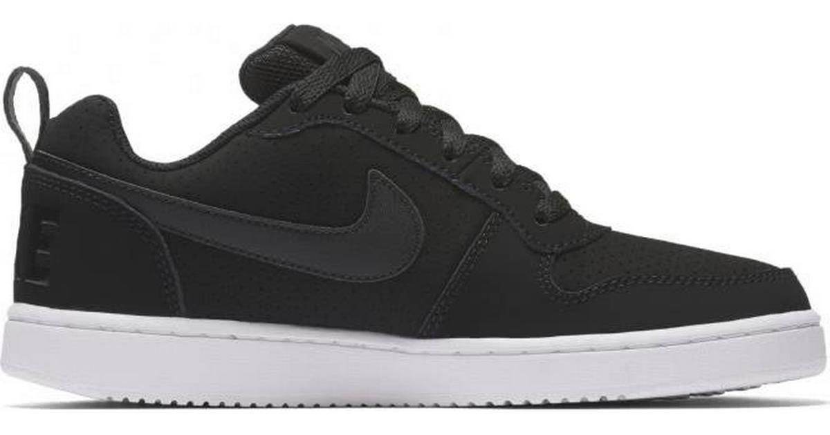 size 40 0d398 872f0 Nike Court Borough Low (844905-001) - Hitta bästa pris, recensioner och  produktinfo - PriceRunner