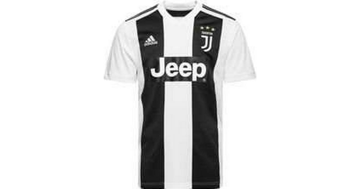 5c76ca8a0d2 Adidas Juventus FC Home Jersey 18/19 Youth - Sammenlign priser hos  PriceRunner