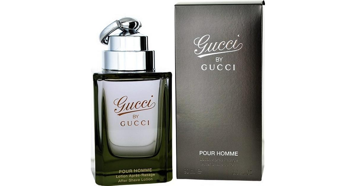 4c58c4c72 Gucci By Gucci Pour Homme After Shave Lotion 90ml - Sammenlign priser hos  PriceRunner