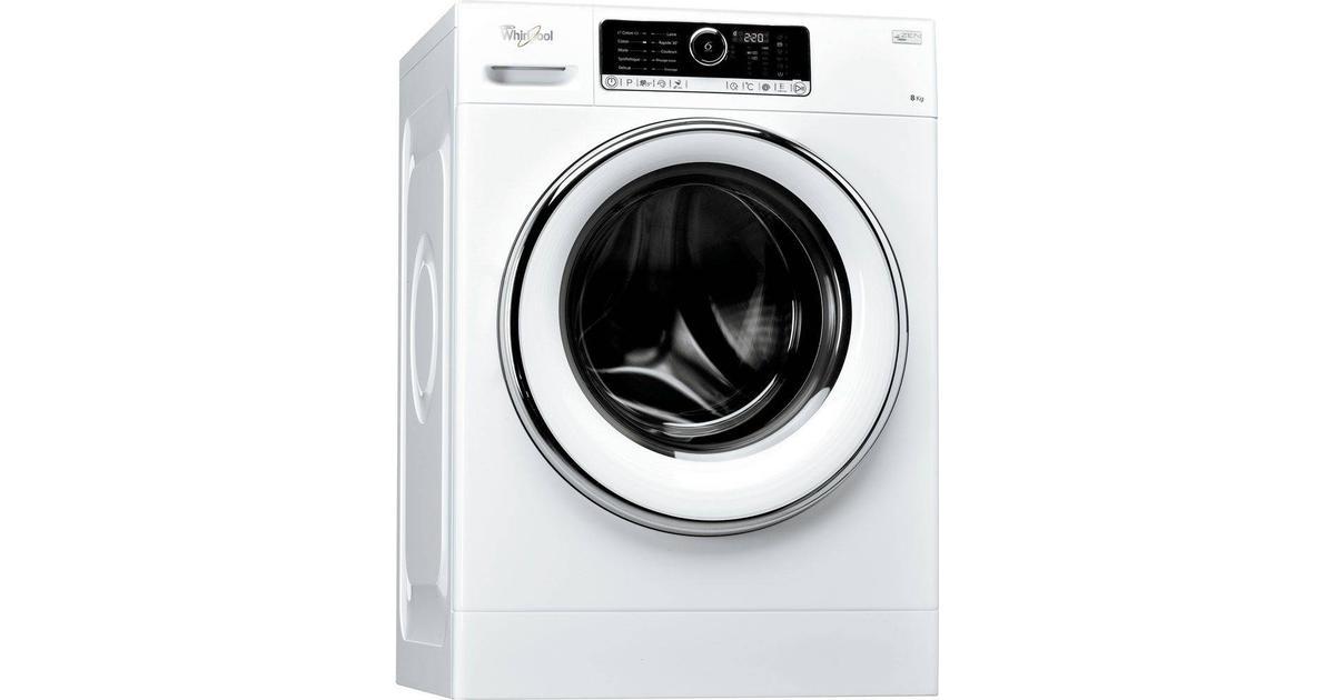 whirlpool fscr 80421 tv ttmaskin hitta b sta pris recensioner p pricerunner. Black Bedroom Furniture Sets. Home Design Ideas