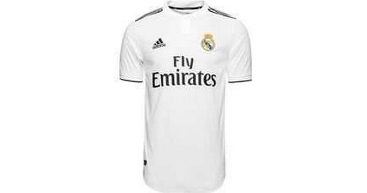 finest selection 8c7ae ad3bd Adidas Real Madrid Home Authentic Jersey 18/19 Sr - Hitta bästa pris,  recensioner och produktinformation på PriceRunner Sverige
