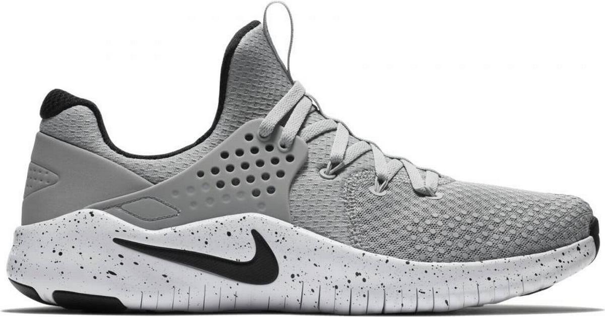 1f397b8b48d4 Nike Free TR V8 M - Silver White Black Grey - Sammenlign priser hos  PriceRunner