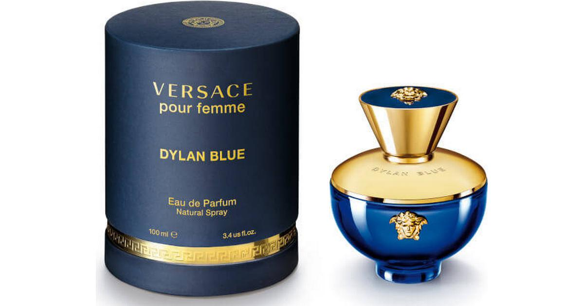 Versace Dylan Blue Pour Femme Edp 100ml Compare Prices