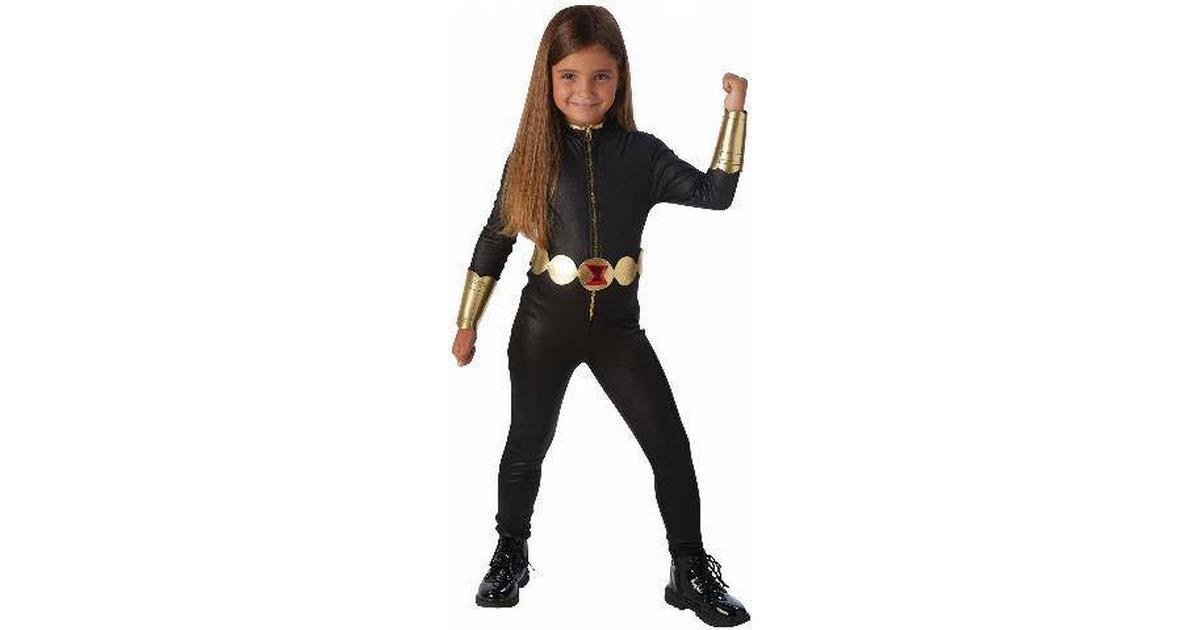 Rubies Black Widow Avengers Assemble Deluxe Child - Hitta bästa pris ... c4726a20ad1d4