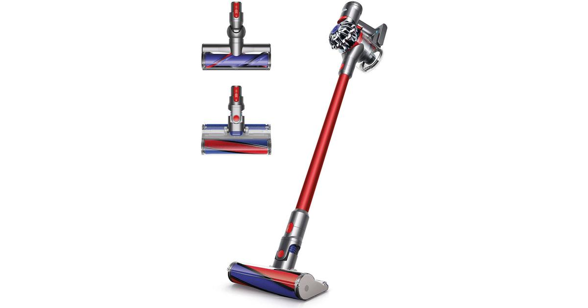 dyson v7 absolute hitta b sta pris recensioner och. Black Bedroom Furniture Sets. Home Design Ideas