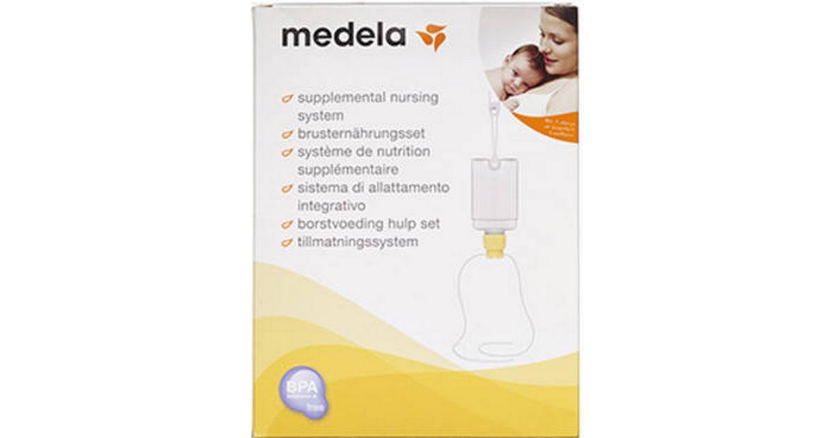 Medela Supplemental Nursing System - Hitta bästa pris b1892629c60d3