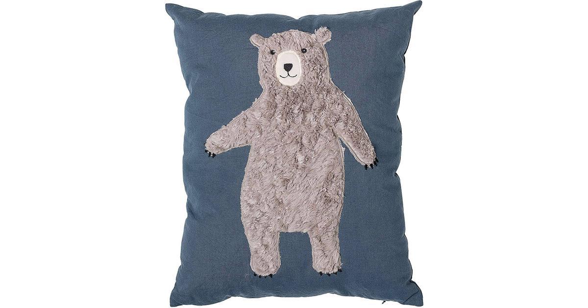 Bloomingville Cotton Pillow with Bear - Hitta bästa pris ... 17af11c84f47b
