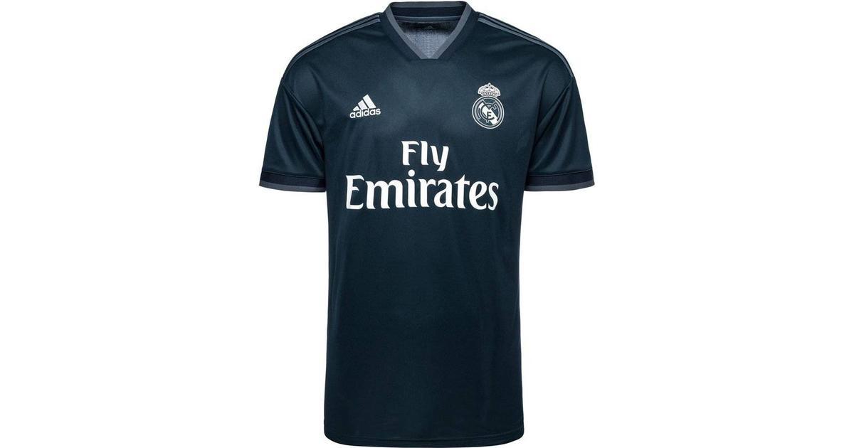 631ffb445652b Adidas Real Madrid Away Jersey 18/19 Youth - Sammenlign priser hos  PriceRunner