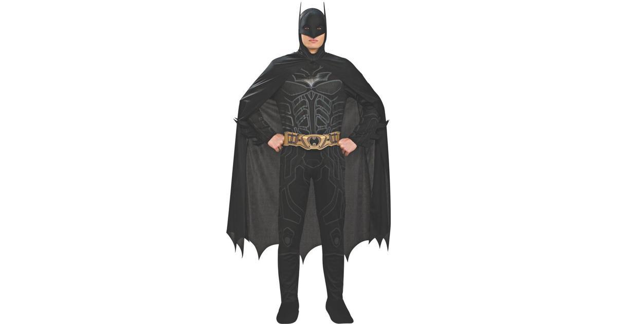 Rubies Batman Utklädnad Vuxen - Hitta bästa pris f1269b2c0a099