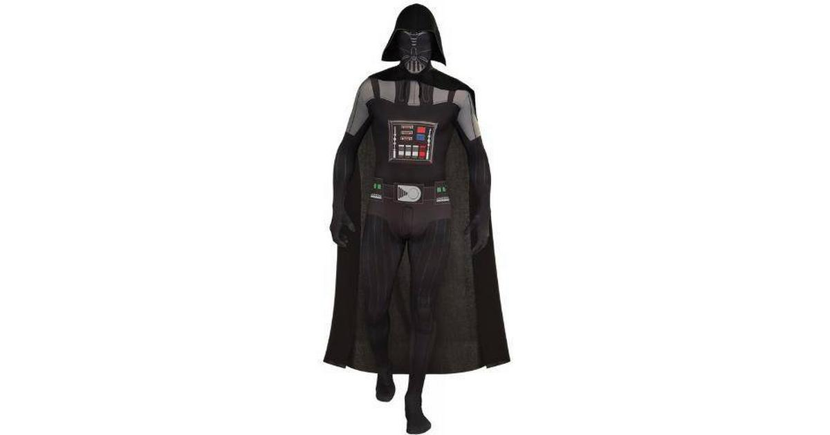 Rubies Adult Darth Vader 2nd Skin Suit - Hitta bästa pris ... 5b4f8c77070b6
