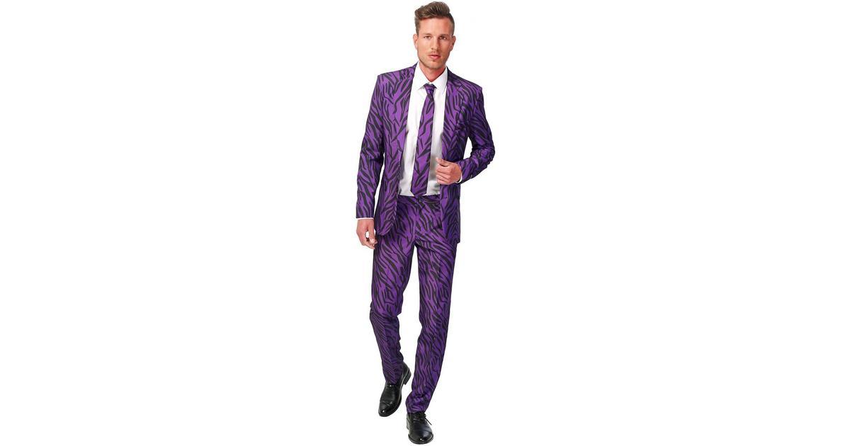 OppoSuits Suitmeister Pimp Tiger Suit Costume - Hitta bästa pris ... 7276d4abfd172
