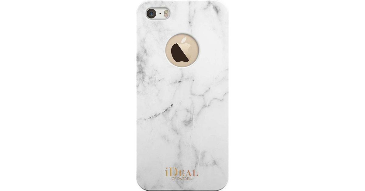 iDeal of Sweden White Marble Fashion Case (iPhone 5 5S SE) - Hitta bästa  pris ed43c375ed504