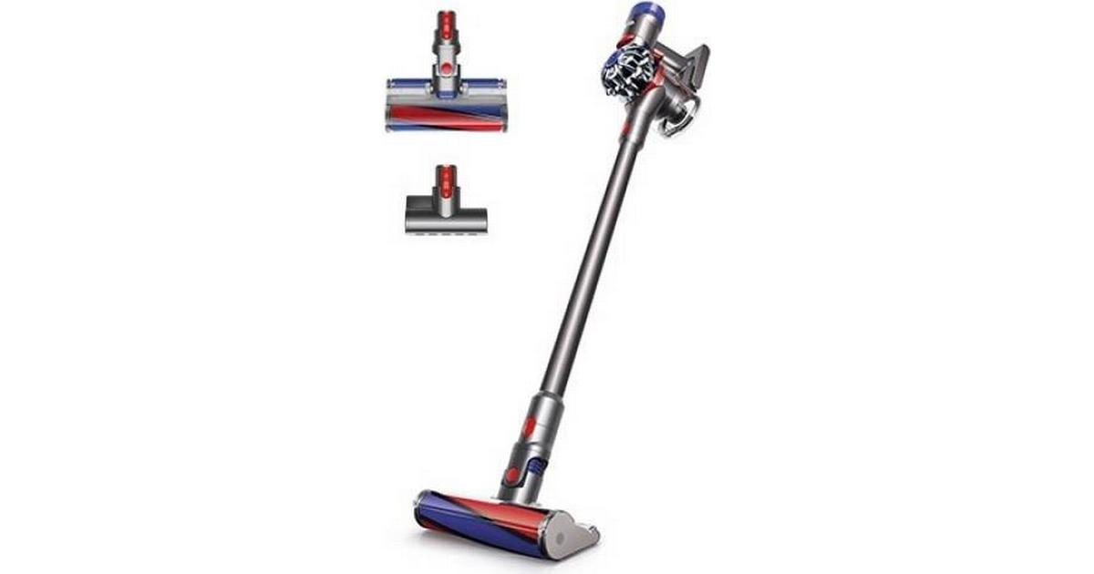 dyson v8 fluffy hitta b sta pris recensioner och. Black Bedroom Furniture Sets. Home Design Ideas