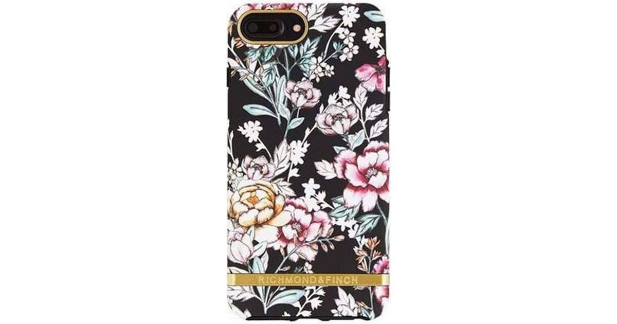 Hypermoderne Richmond & Finch Black Floral Freedom Series Case (iPhone 8 Plus/7 QC-81