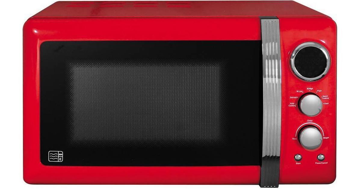 Scandomestic MIR 20 F Rød - Sammenlign priser hos PriceRunner