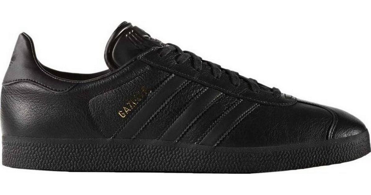 pretty nice f5b18 e4c7d Adidas Gazelle - Core BlackGold Metallic - Hitta bästa pris, recensioner  och produktinfo - PriceRunner