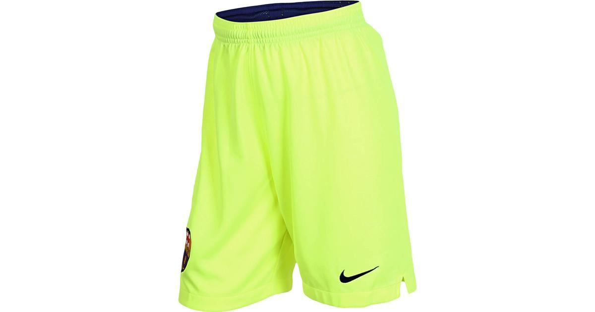 competitive price 30581 0e6d5 Nike Barcelona FC Away Shorts 18 19 Youth - Hitta bästa pris, recensioner  och produktinfo - PriceRunner
