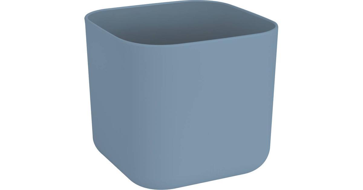 19441563414 Elho B.For Soft Square Flower Pot 18cm - Hitta bästa pris ...