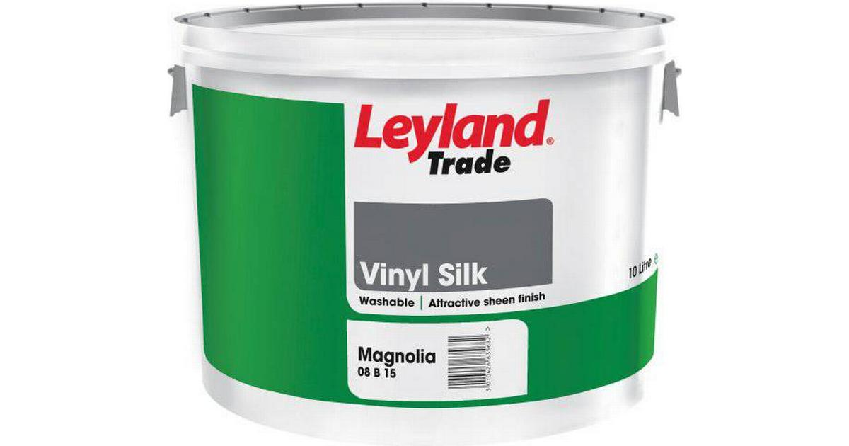 Leyland Trade Vinyl Silk Wall Paint Ceiling Paint Beige 10l Compare Prices Pricerunner Uk