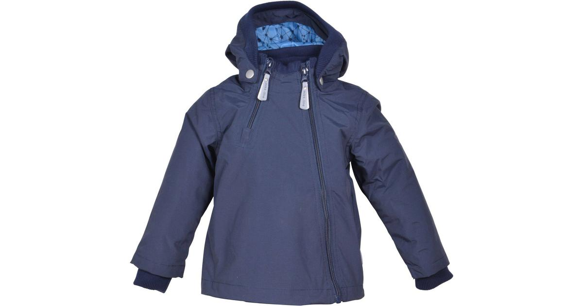 d6e8495e Mikk-Line Summer Jacket - Blue Nights (16721-287) - Sammenlign priser hos  PriceRunner