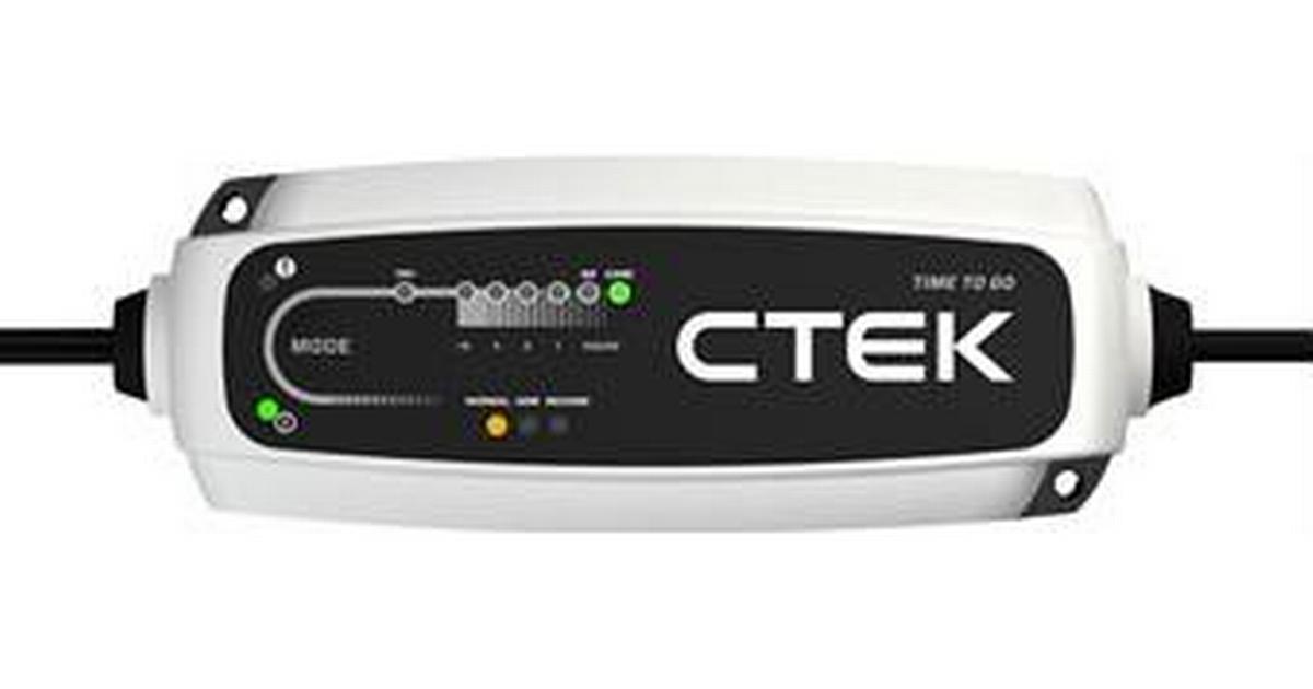ctek ct5 time to go hitta b sta pris recensioner och. Black Bedroom Furniture Sets. Home Design Ideas