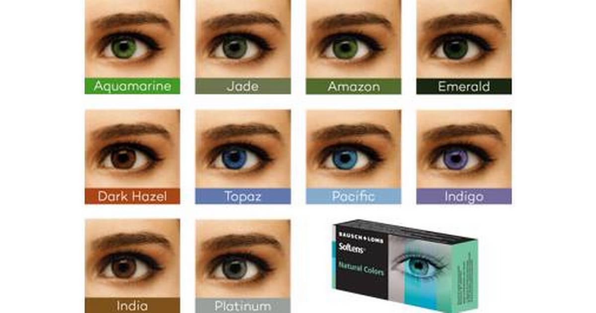 c0b67da57617 Bausch   Lomb SofLens Natural Colors 2-pack - Sammenlign priser hos  PriceRunner
