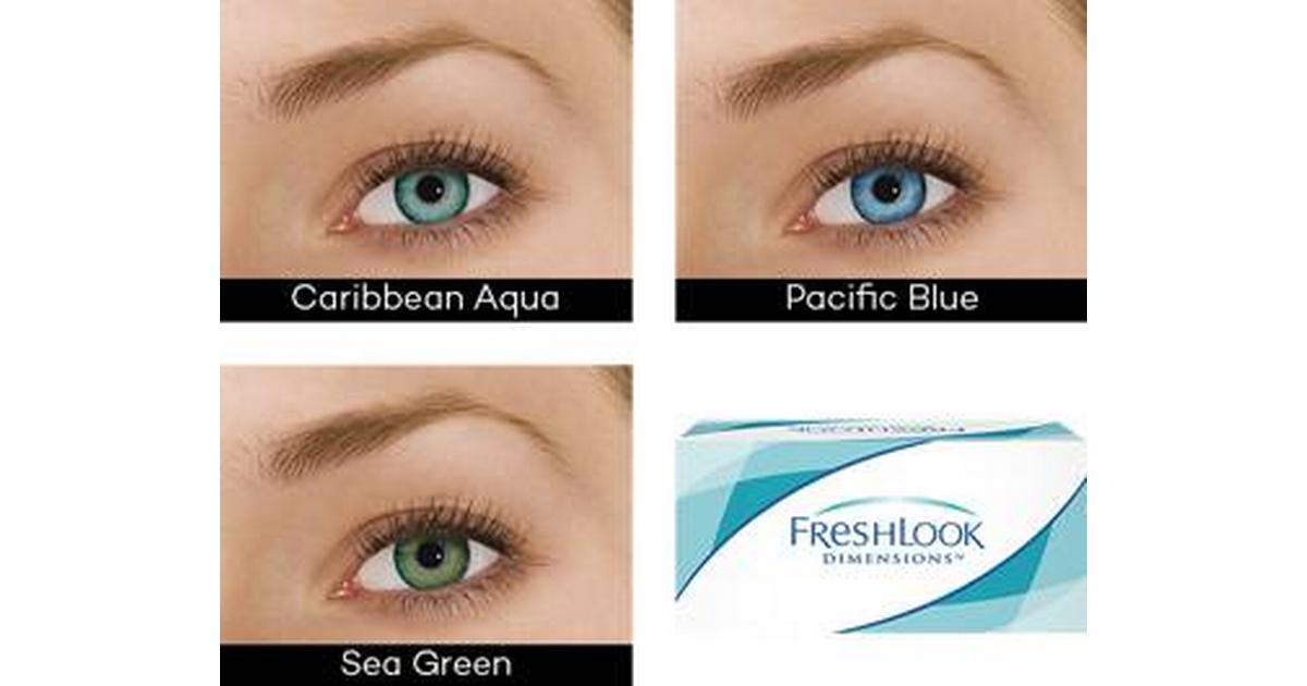ded390bac4ec Alcon FreshLook Dimensions 2-pack - Sammenlign priser hos PriceRunner