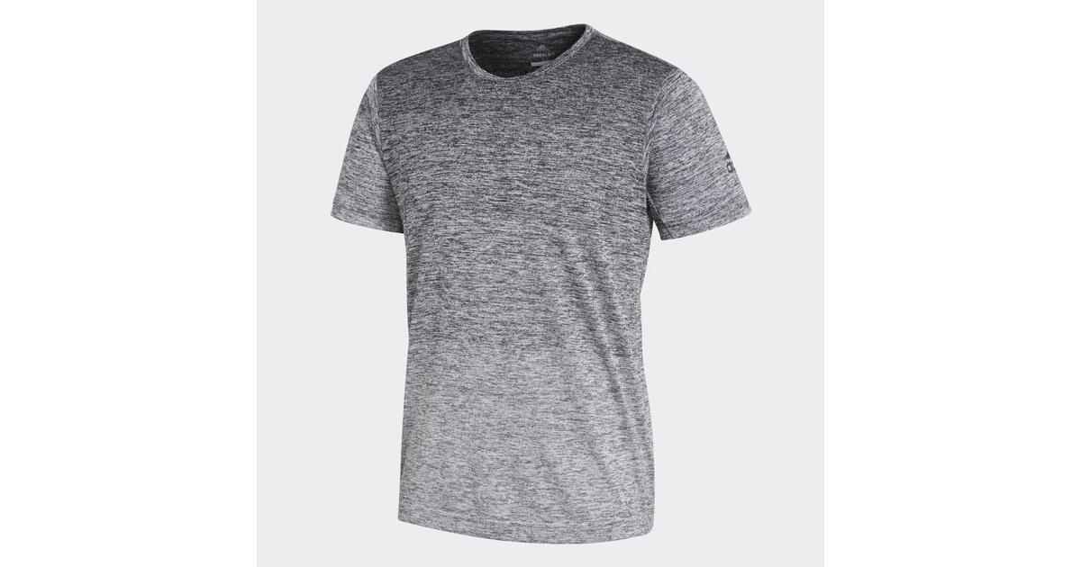 0f4b97cc631 Adidas FreeLift Gradient Tee Men - Grey/Black/White - Hitta bästa pris,  recensioner och produktinfo - PriceRunner
