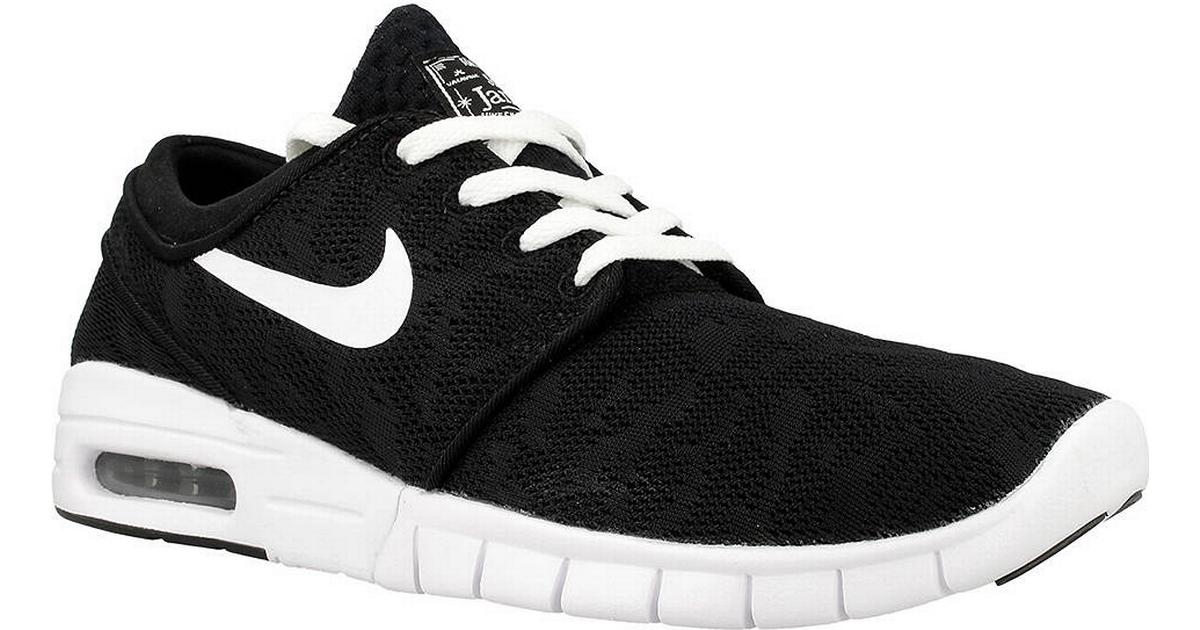 buy online f6649 41831 Nike Stefan Janoski Max - Black White - Hitta bästa pris, recensioner och  produktinfo - PriceRunner