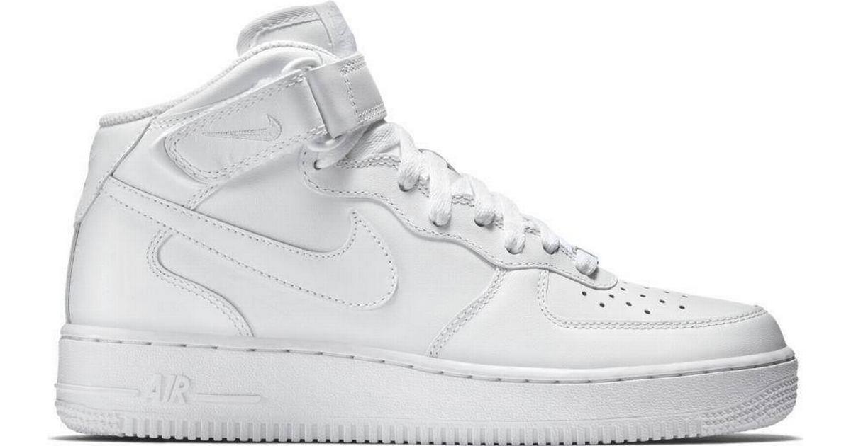 best sneakers b5176 3cdeb Nike Air Force 1 Mid 07 (315123-111) - Hitta bästa pris, recensioner och  produktinfo - PriceRunner