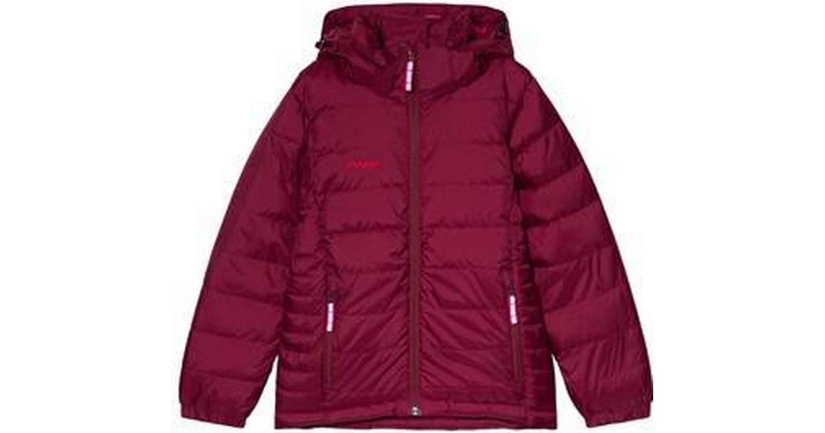 b56f46c9 Bergans Rena Down Youth Girl Jacket - Jam/Dark Sorbet (7633) - Sammenlign  priser hos PriceRunner