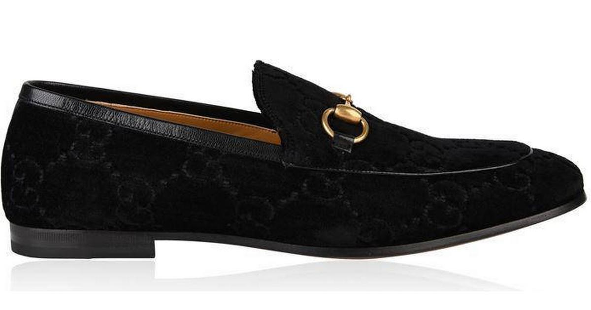 264d839acc4c Gucci Jordaan - Black - Sammenlign priser hos PriceRunner