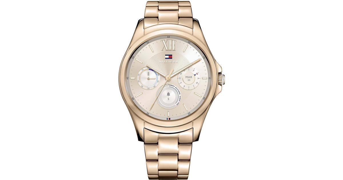 35c6a4d0aa624c Tommy Hilfiger 24/7 You Smartwatch 1781832 - Sammenlign priser hos  PriceRunner
