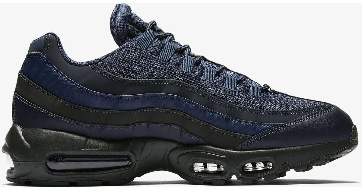 sale retailer 8b155 6f2bb Nike Air Max 95 Essential (749766-400) - Hitta bästa pris, recensioner och  produktinfo - PriceRunner