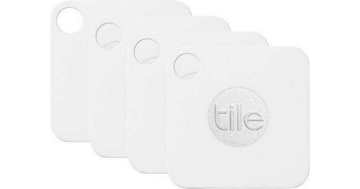 Tile Mate 4 Pack GPS Tracker - Hitta bästa pris 0a9564e06c1bb