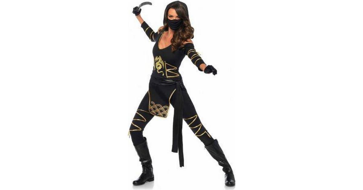 ninja maskerad dam