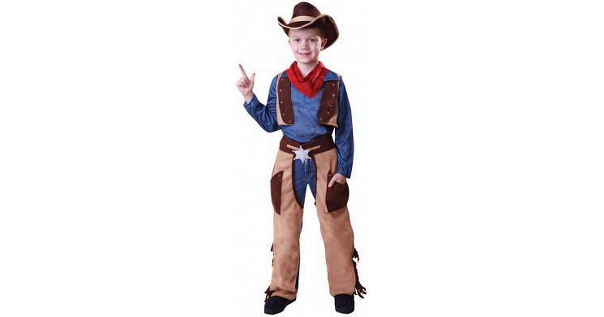 Bristol Cowboy Wild West Childrens Costume - Hitta bästa pris ... d53a8f60525ce
