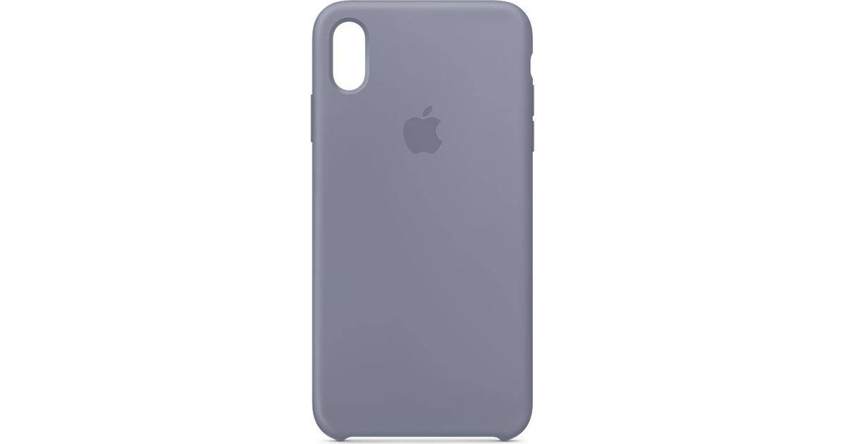 Apple Silicone Case (iPhone XS Max) - Hitta bästa pris 8942f87285d07