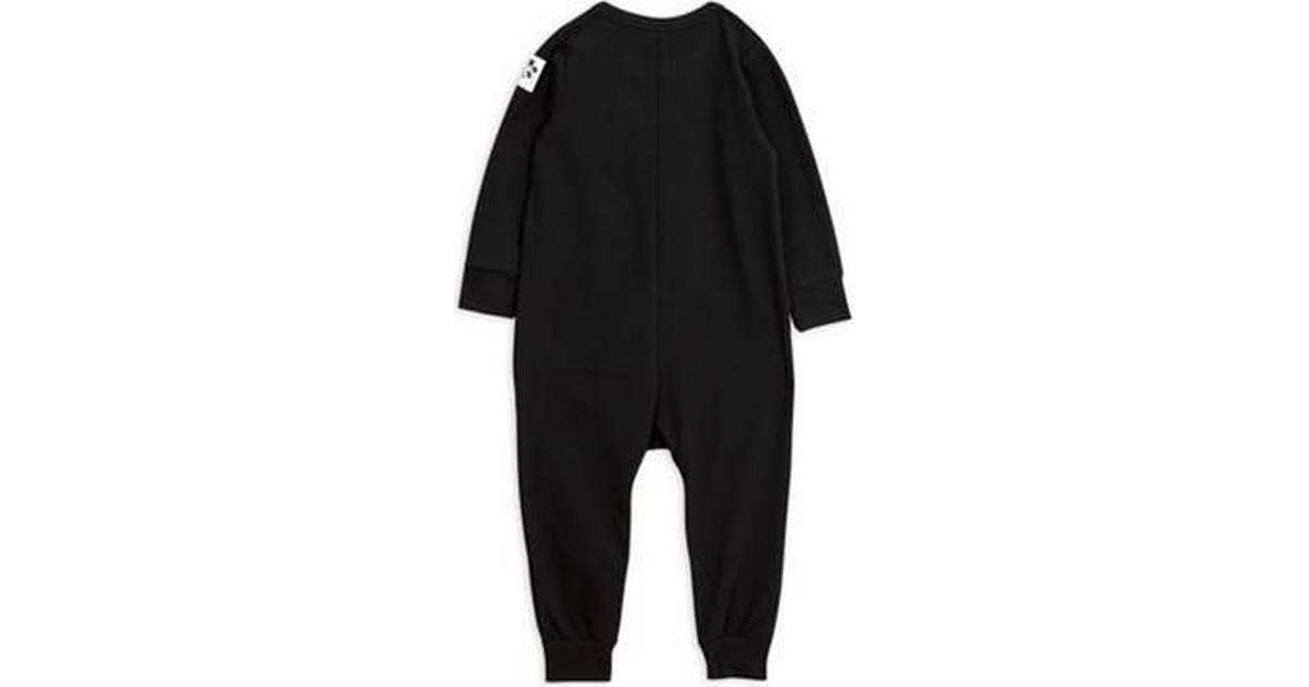 4d2e589102c2 Mini Rodini Basic Jumpsuit - Svart (1874013699) - Hitta bästa pris ...