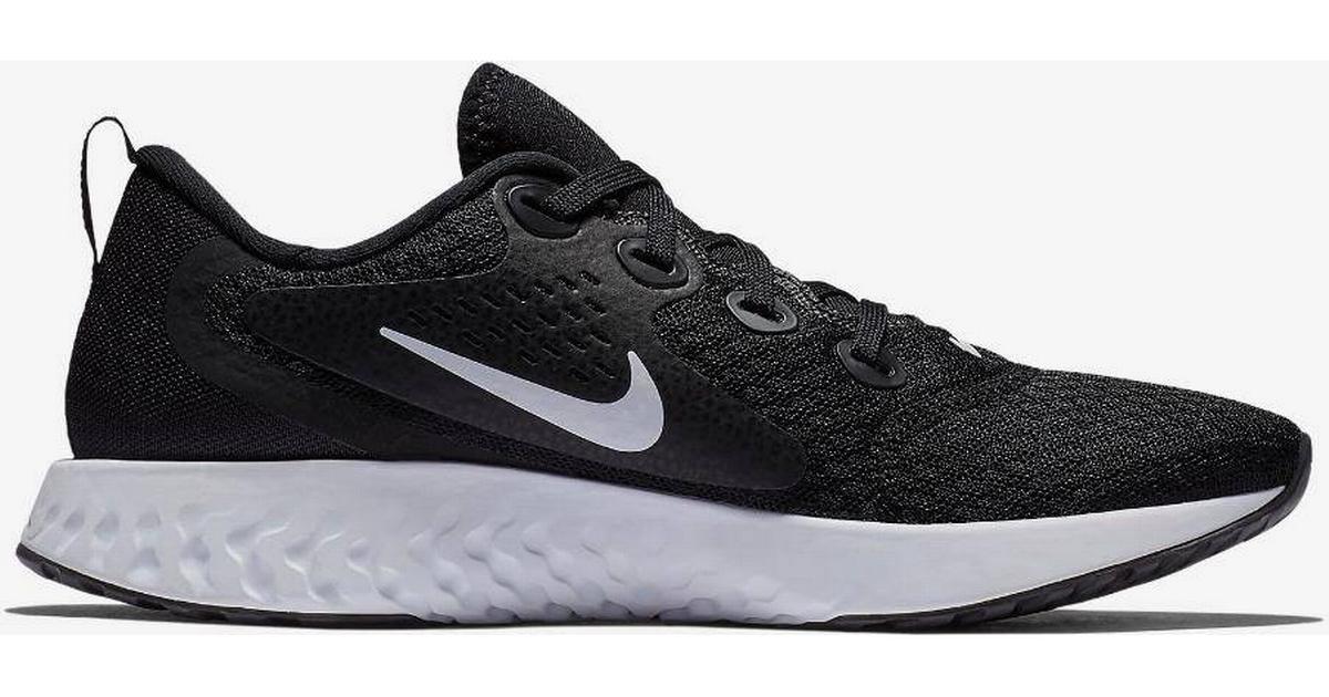 low priced 241c9 65f3d Nike Legend React W - Black White - Hitta bästa pris, recensioner och  produktinfo - PriceRunner